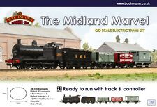 30-105 Bachmann OO/HO Gauge The Midland Marvel Train Set