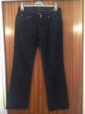 Womens Dark Blue Hugo Boss Jeans UK 31/32