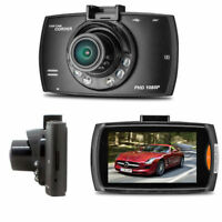 HD 1080P In Car DVR Camera Dash Cam Video Recorder Black Night Vision G sensor N