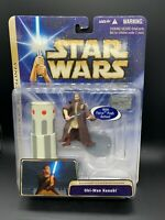 Star Wars Attack of the Clones Obi-Wan Kenobi Kamino Confrontation New in box