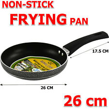 More details for frying pan non stick 26cm triple coated with heat resistant bakelite handle