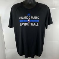 Adidas Orlando Magic Basketball T Shirt Mens XL Ultimate Tee NBA