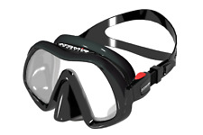 Atomic Venom Frameless Mask Black