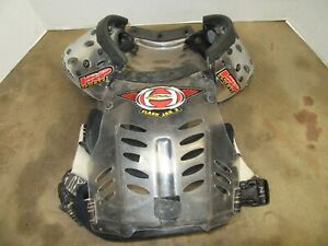 HRP Sports Youth Flash Jak 2 Motorcycle Chest Protector Motocross Dirt Bike
