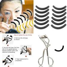 UK Mini Eyelash  Replacement Silicone Pads Refill Rubber Curling Accessory