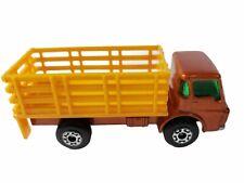 Matchbox Superfast Dodge Cattle Truck No. 71 Lesney England 1976 Diecast