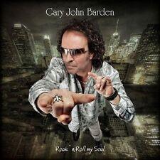 Rock 'N' Roll My Soul by Gary Barden (CD, Nov-2010, In-Akustik)
