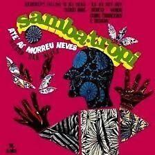 Wilson Das Neves Samba-Tropi CD NEW Brazil Jazz Bossa Nova