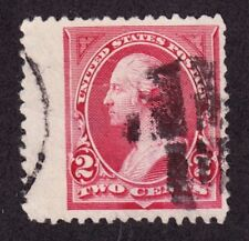 US 249 2c Washington VF Jumbo