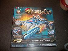 2011 Thundercats Thunder Tank Includes Snarf Lights missles New VHTF thundertank