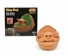 Star Wars: The Mandalorian The Child Baby Yoda Grogu Chia Pet Pottery Planter