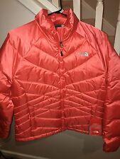 The North Face Women's Aconcagua Jacket 550- SIZE XL- MIAMI ORANGE- NEW