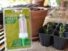 Aussaathilfe Sähilfe Sägerät Magic Seeder Saatgut Sämerei Kräuter Gemüse Blumen