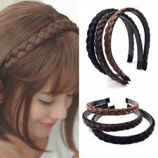 Korean Headband Creative Hairpiece Women Girls Braids Headwear Hair Accessories