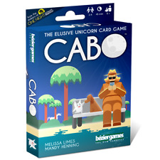 CABO 2nd Edition The Elusive Unicorn Card Game Bezier Games BEZ CABO Family