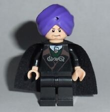 HARRY POTTER #28 Lego Professor Quirrell Sorcerer's Stone Custom Genuine Lego