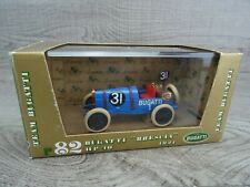 Brumm R82 Bugatti 'Brescia' 40 HP 1921 Diecast Model Car 1:43 Scale Boxed