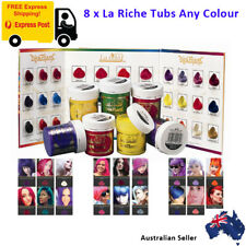 La Riche Directions Semi Permanent Hair dye - 8 Choose Any Color EXPRESS AU