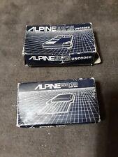 Rare NOS Alpine 8315 8319 Car Stereo Alarm Remote  8010 8050 8126 8314 Security