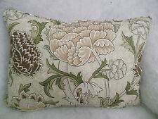 Linen Blend Rectangular Modern Decorative Cushions