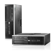 HP 8200 Elite SFF i5 2500 3,1GHz 16GB 160GB SSD DVD Win 10 Pro Desktop SFF