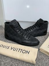 Louis Vuitton  LV High Top trainers Uk 9 But Fit Big 9.5-10 UK
