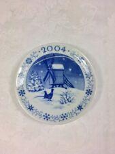 Royal Copenhagen Placchetta di Natale 2004 - 1404702 - Christmas Plaquette - NEW