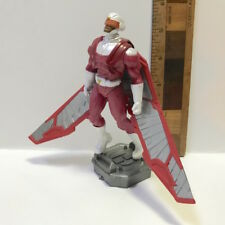 THE FALCON AVENGERS HERO PLAYMATION SMART ACTION FIGURE MARVEL COMICS AS NEW!!!