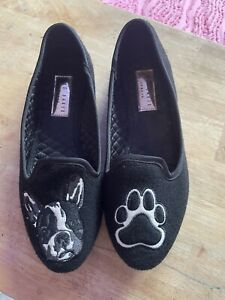 Ted Baker French Bulldog Ayaya Slippers