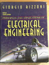 Principles And Applications Of Electrical Engineering  Revised 4th Edition no CD