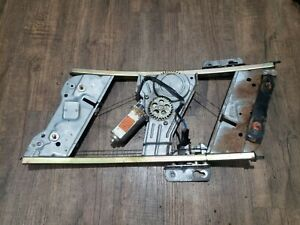 89-94 Nissan 240sx Left side  Power Window Regulator S13 OEM Drivers side tested