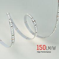 Striscia LED 130W 26W/MT 24VHigh Performance 150LM/W 18000LM 800SMD2835 IP20