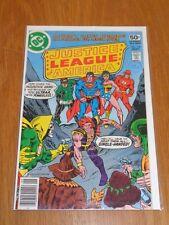 JUSTICE LEAGUE OF AMERICA #158 DC COMICS SEPTEMBER 1978