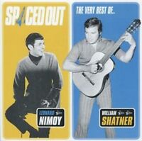 Shatner And  Nimoy - Spaced Out (NEW CD)