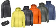 Trespass Romano Mens Down Jacket Coat Lightweight Pack Away