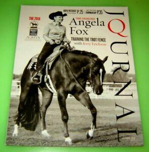 American Quarter Horse Journal AQHA October 2018