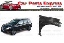 NISSAN QASHQAI 2010 - 2013 FRONT WING PAINTED ANY COLOUR RIGHT SIDE O/S