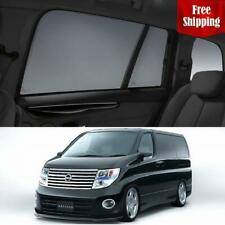 Magnetic Shades™ Fits Nissan Elgrand 2002-2009 E51 Magnetic Rear Side Car Window