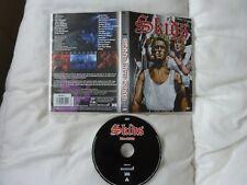 Skids live 2010 DVD Richard Jobson Ian Rankin Region 2 PAL rare and sold out