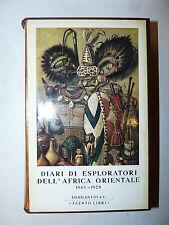 Cento Libri Longanesi - Richards Place: Diari Esploratori Africa Orientale 1971