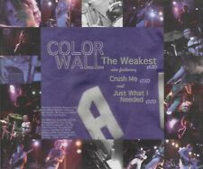 The Weakest [Promo Single] by Color Wall (Cd 2004) [3 trk] MINT