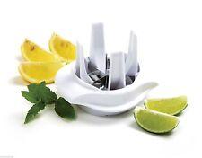 Norpro 530 Lemon Lime Slicer Wedger Cutter Food Drink Tea Cocktails Garnish Tool