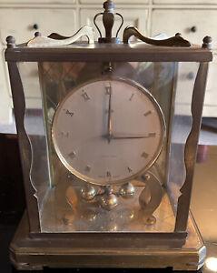 Vintage 1000 Day Aug. Schatz & Sohne Pendulum Clock.  Made in Germany!!!