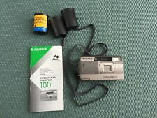Fujifilm Endeavor 100 APS Point & Shoot Film Camera