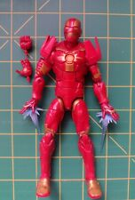 "Marvel Legends Cosmic Iron Man Guardians of the Galaxy Groot baf custom 6"""