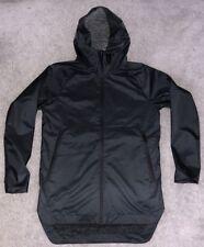 NIKE AIR Jordan Lifestyle HD Hooded Jacket Coat, Medium Rare SAMPLE fits LARGE