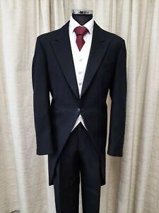 Wool Herringbone Regular Classic Suits Tailoring For Men For Sale Ebay