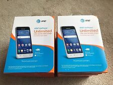Lot of 10 New Samsung Express 3 UNLOCKED  8 GB White AT&T Android Smart Phone