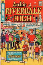 Archie At Riverdale High #19 Very Fine, Archie Comics 1974