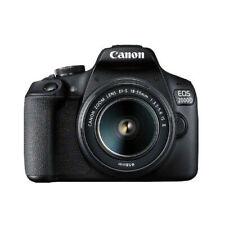 Fotocamera Reflex Canon EOS 2000D BK 18-55 IS